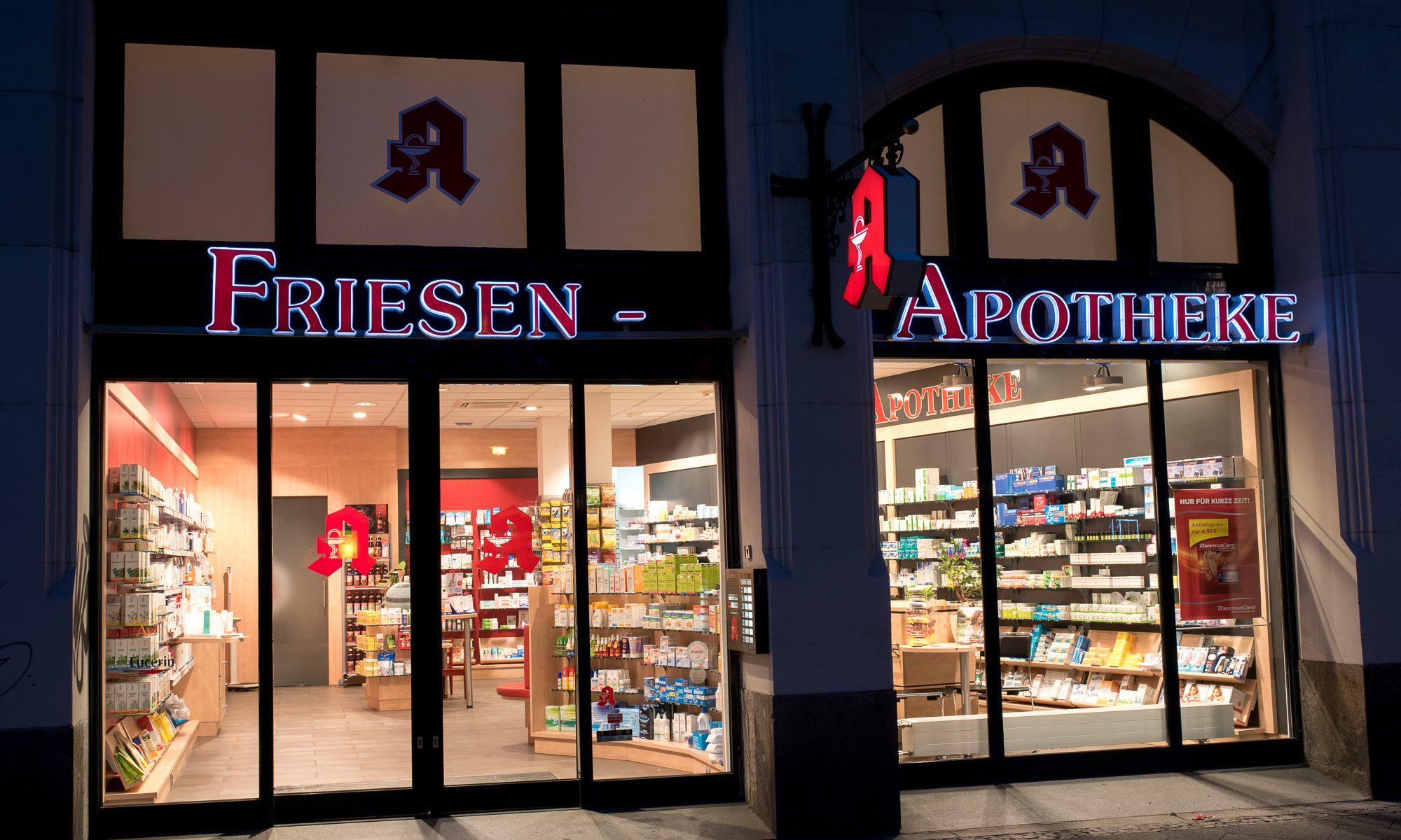 Friesen-Apotheke Leipzig
